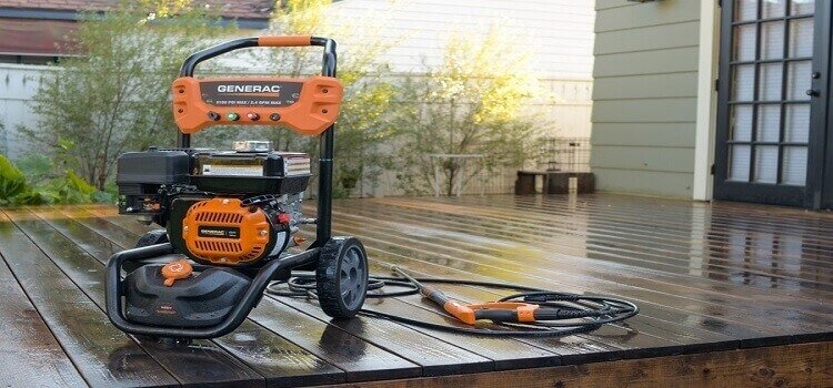 5 Best Gas Pressure Washers for Home Use [2020]