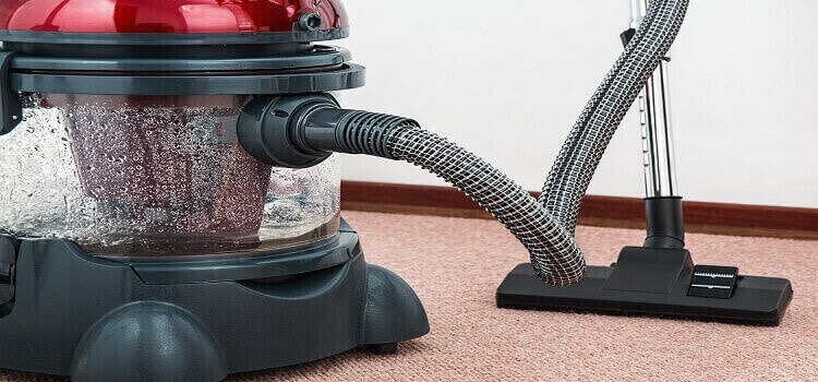 troubleshooting a vacuum cleaner with no suction